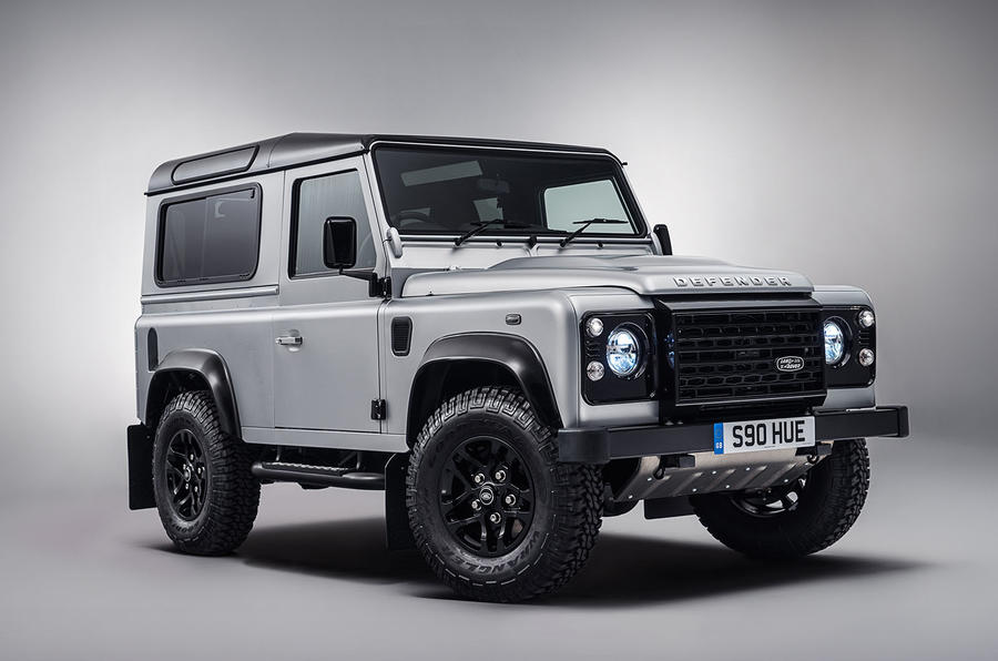 Two Millionth Land Rover Defender Celebrated With Bespoke