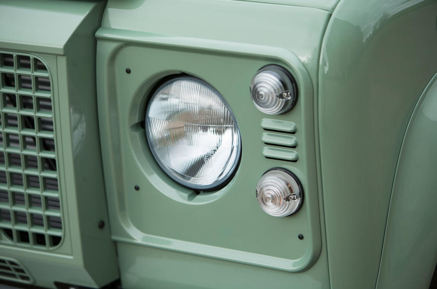 The Last Ever Land Rover Defender Full Gallery And Specifications Autocar