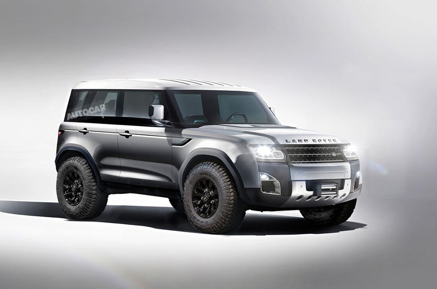 New Land Rover Defender Will Be Brand S Most High Tech Car