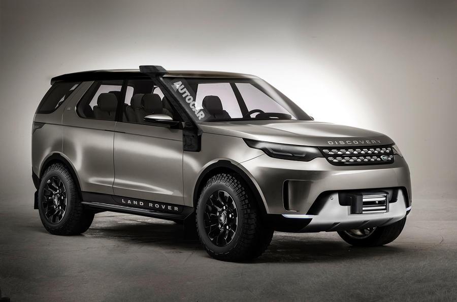 jlr 39 s svo division plans land rover discovery svx model autocar. Black Bedroom Furniture Sets. Home Design Ideas
