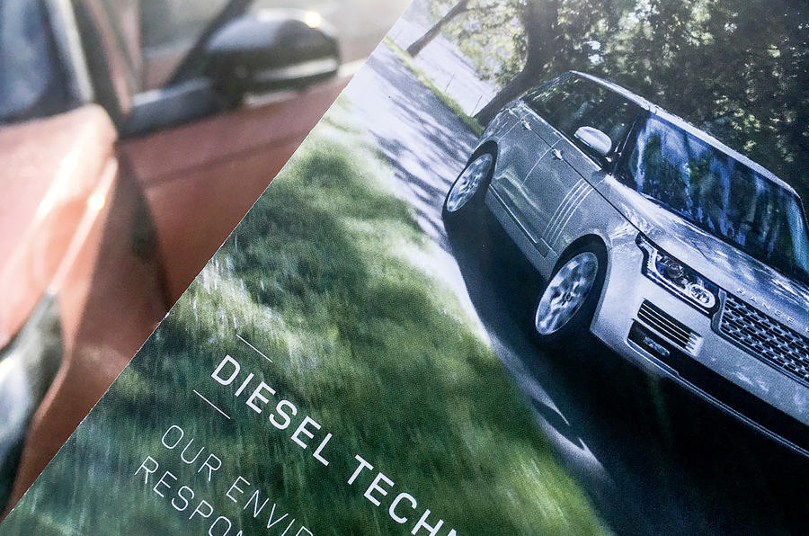 Land Rover Discovery longterm review ironic literature