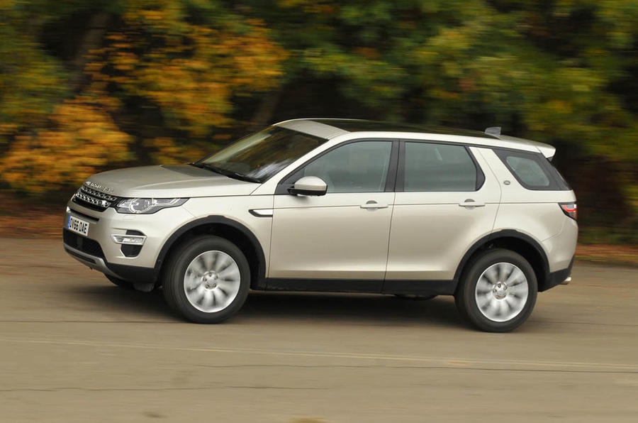 2017 land rover discovery sport hse luxury review autocar. Black Bedroom Furniture Sets. Home Design Ideas