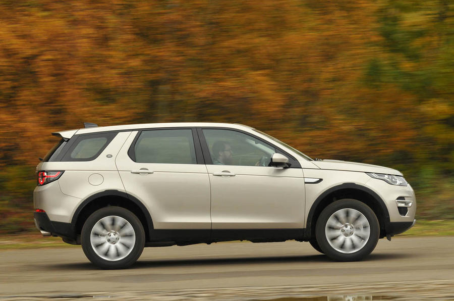 Land Rover Discovery Sport Hse Luxury >> 2017 Land Rover Discovery Sport HSE Luxury review | Autocar