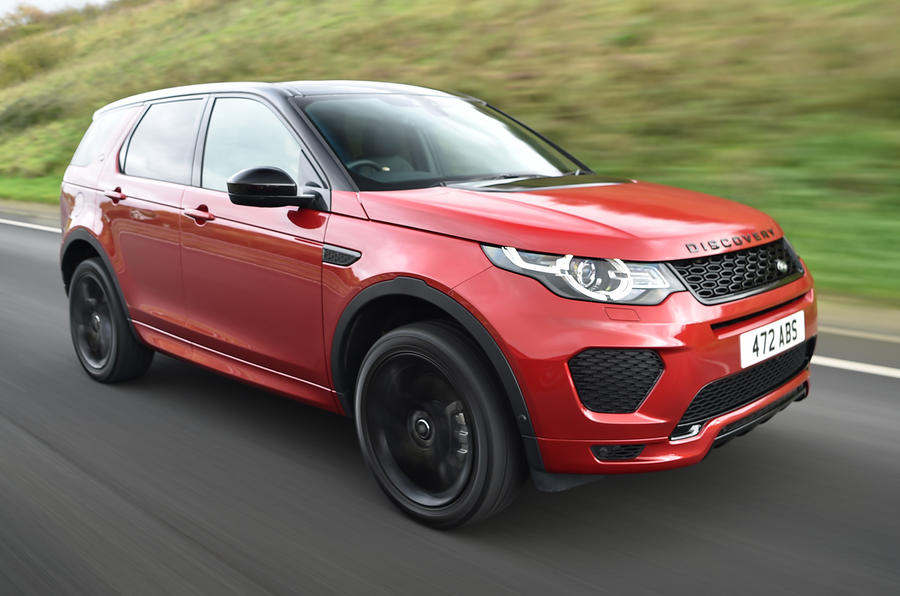 land rover discovery sport 2 0 sd4 2017 review autocar. Black Bedroom Furniture Sets. Home Design Ideas