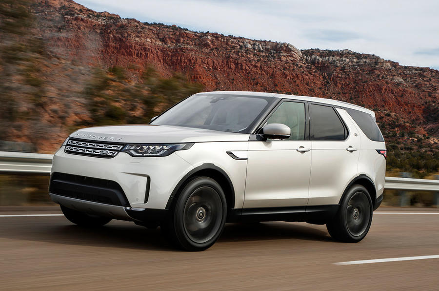 2017 land rover discovery review review autocar. Black Bedroom Furniture Sets. Home Design Ideas