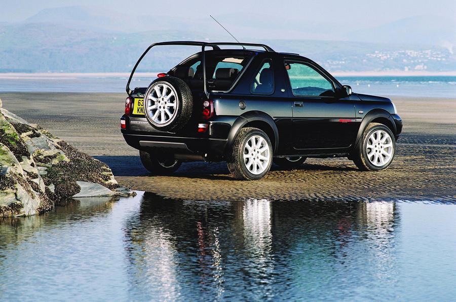 Land Rover Freelander Cabriolet