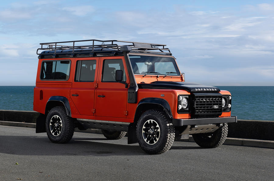 The Adventure Edition will be priced from £43,995 and 600 will be made