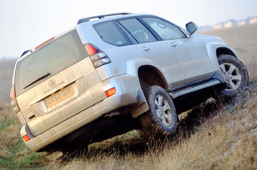 Used car buying guide: Toyota Land Cruiser   Autocar