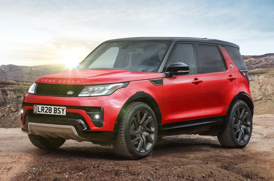 baby suvs to spearhead new land rover offensive autocar. Black Bedroom Furniture Sets. Home Design Ideas