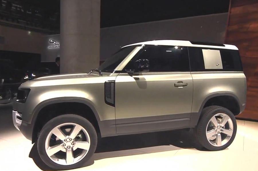 2020 Land Rover Defender Release Date >> Land Rover Defender Top Car Release 2020