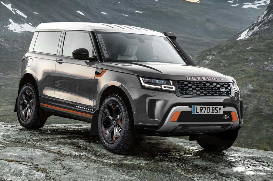 2020 Land Rover Defender Release Date >> New Land Rover Defender To Expand Into Versatile Family Autocar