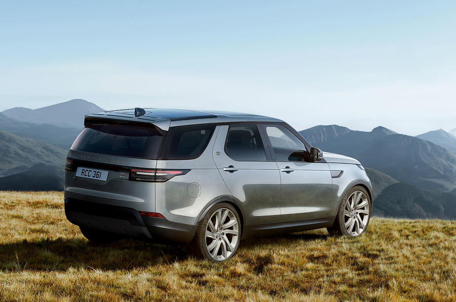 Land Rover Discovery Anniversary Edition announced