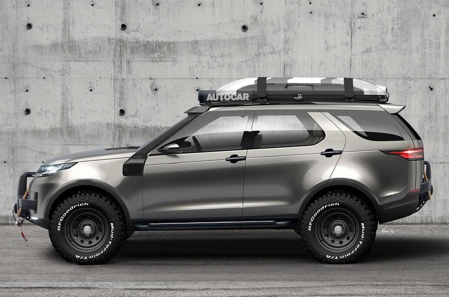 Land Rover Discover SVX