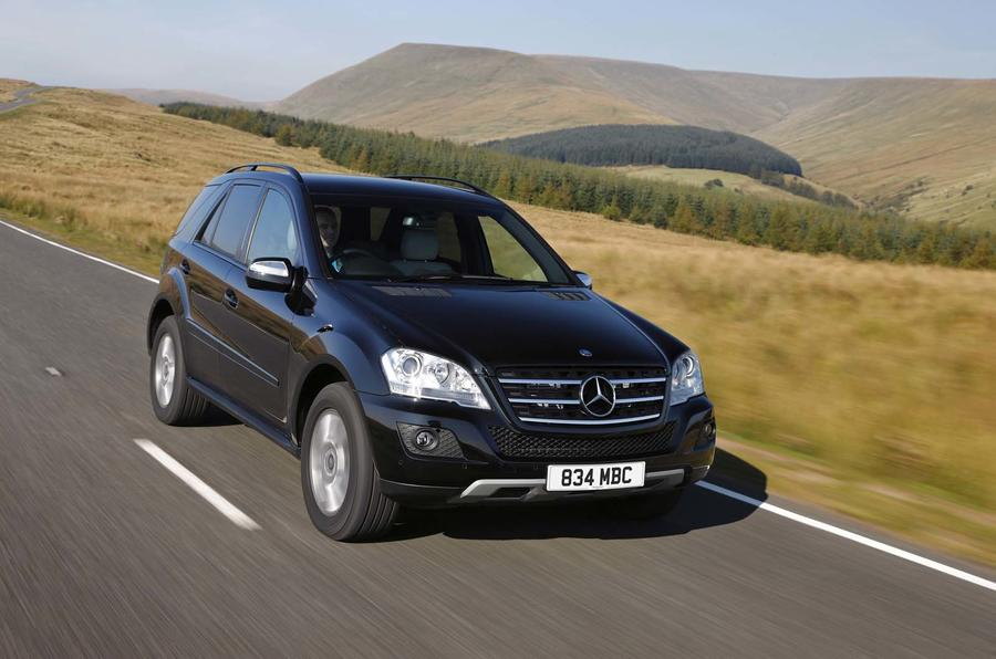 Used Car Buying Guide Mercedes Benz M Class Autocar