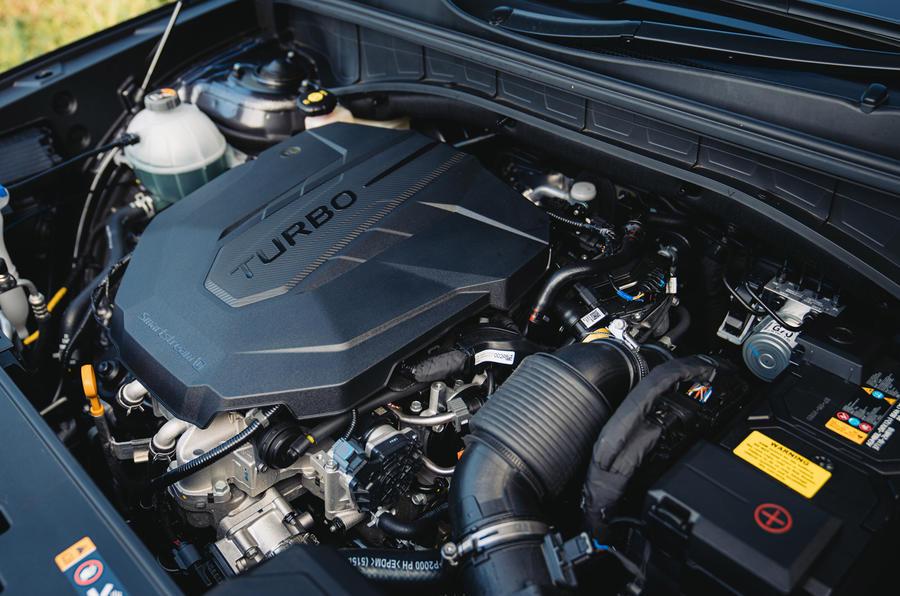 Kia Sorento 2.2 CRDI 2020 UK first drive review - engine