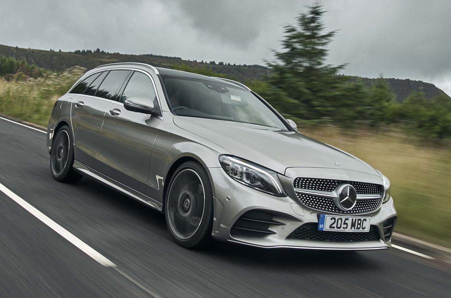 Mercedes-Benz C-Class C200 AMG Line Estate 2018 review