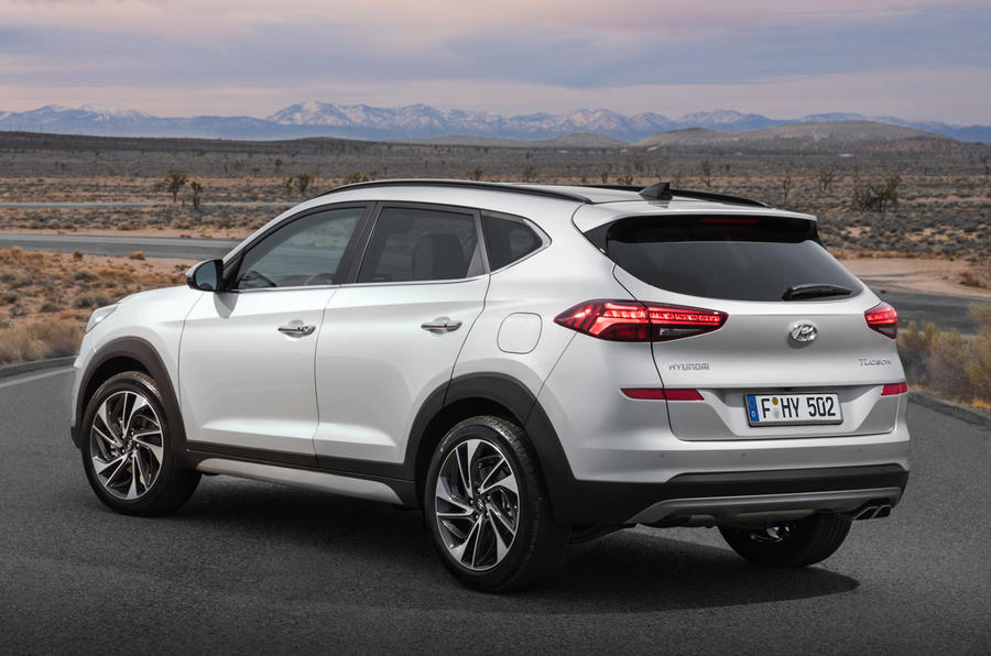 2018 Hyundai Tucson revealed before sales kick off in ...