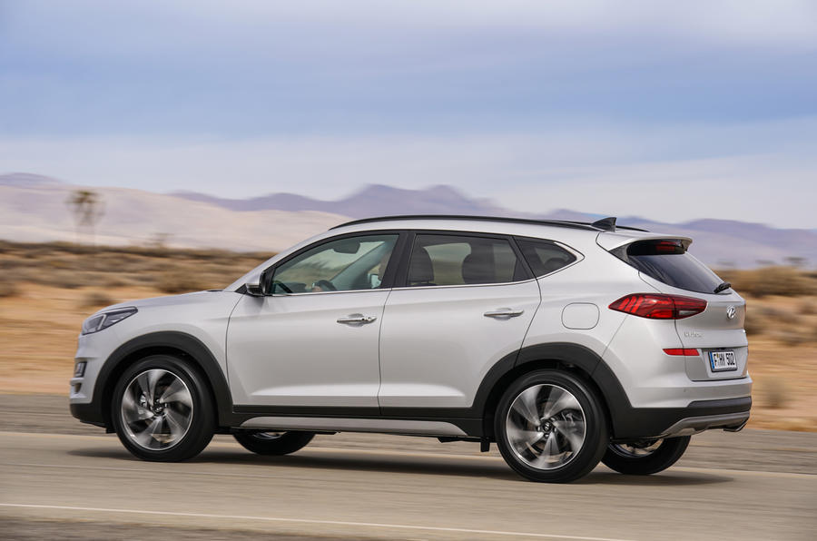 2018 Hyundai Tucson revealed before sales kick off in summer
