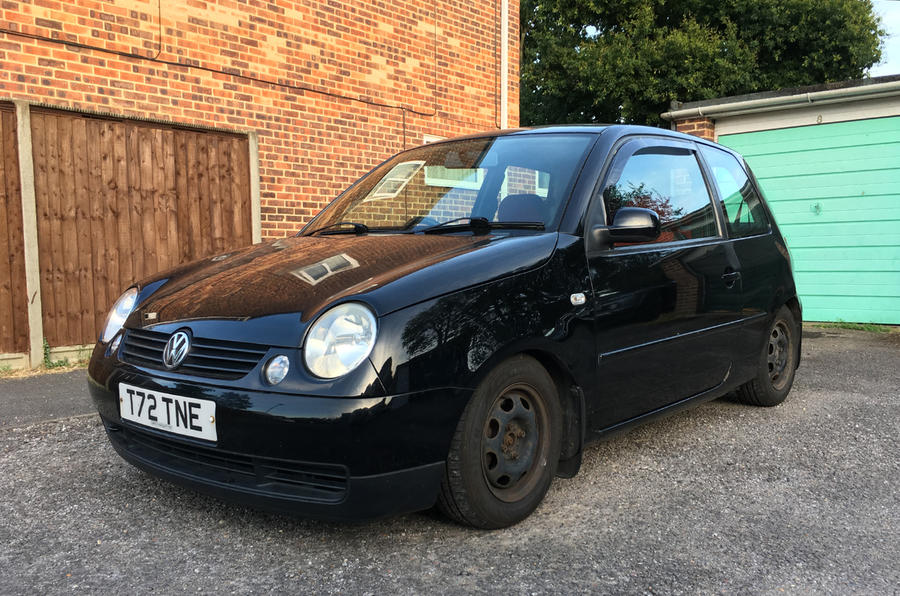 Volkswagen Lupo lowered coilovers