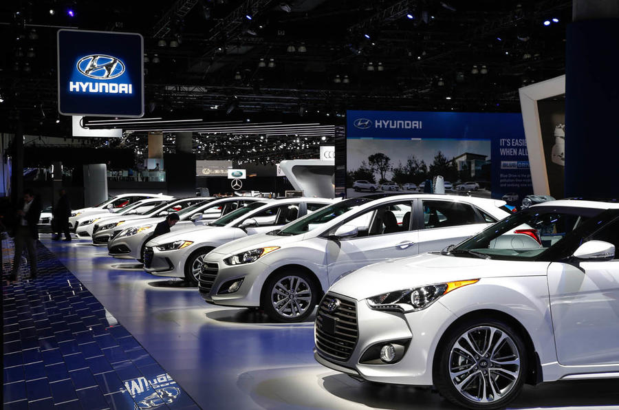 2016 la motor show report and gallery autocar for What does a motor vehicle report show