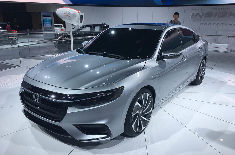 Honda Insight prototype
