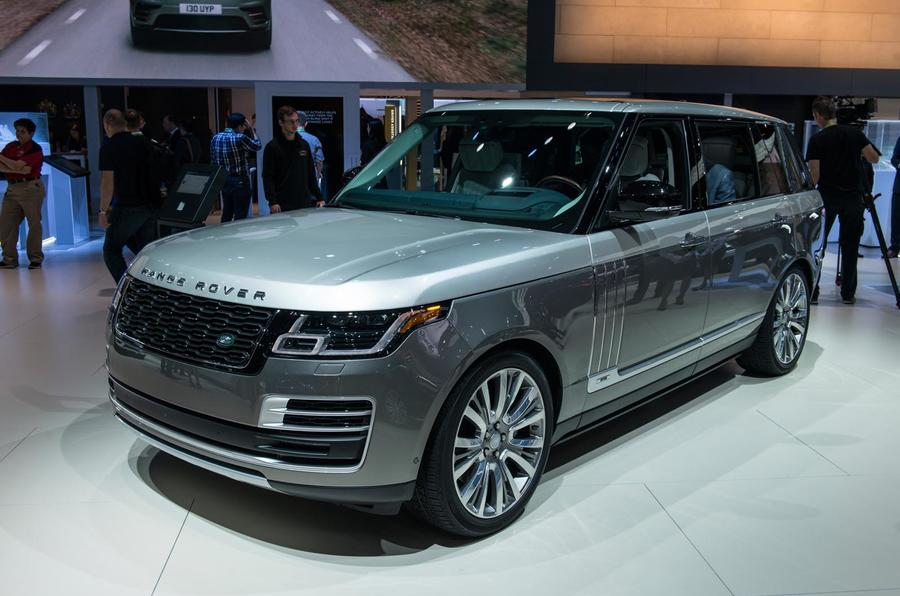 Extended Range Rover Svautobiography Revealed Autocar