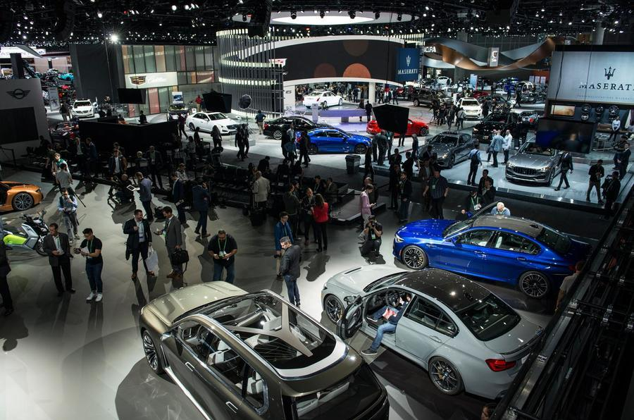 LA motor show 2017: our star cars