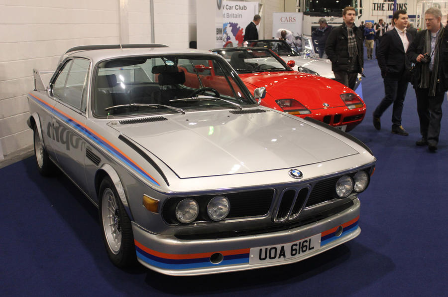 Inaugural London Classic Car Show Opens To The Public Autocar - London classic car show
