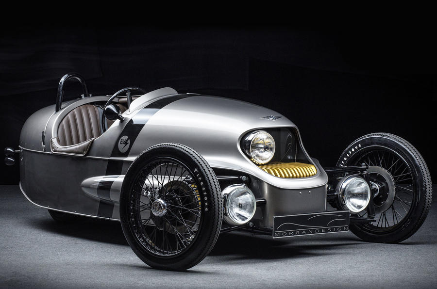 Morgan and Frazer-Nash collaborate on EV3