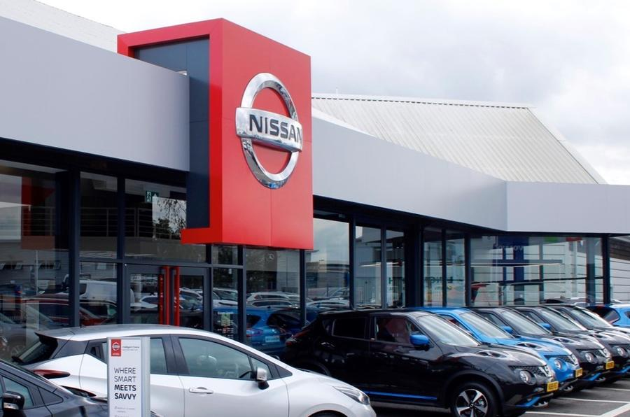 New car sales are reported to be up in July