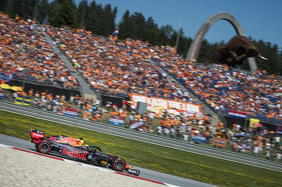 F1 at Red Bull Ring