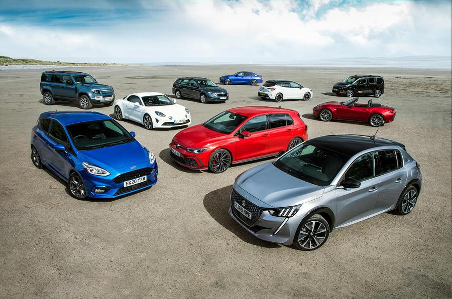 Britain's Best Cars 2020 award winners