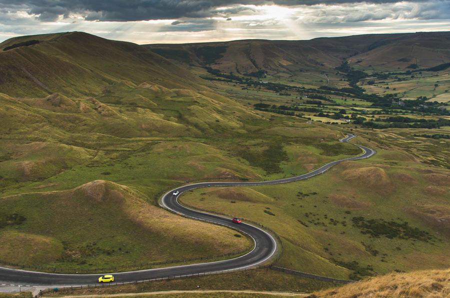 open roads UK