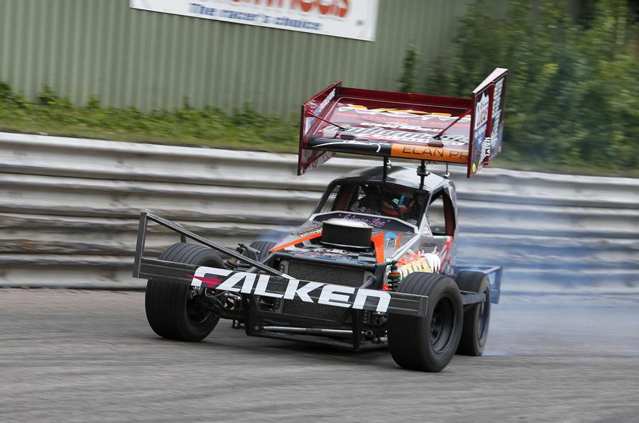 Brisca F Stock Car Parts