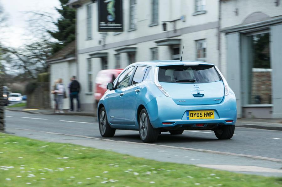 nissan leaf long term test review bigger battery better car autocar. Black Bedroom Furniture Sets. Home Design Ideas