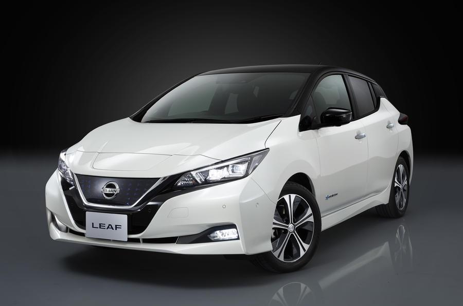 Nissan Leaf NISMO Concept Confirmed For 2017 Tokyo Motor Show Debut