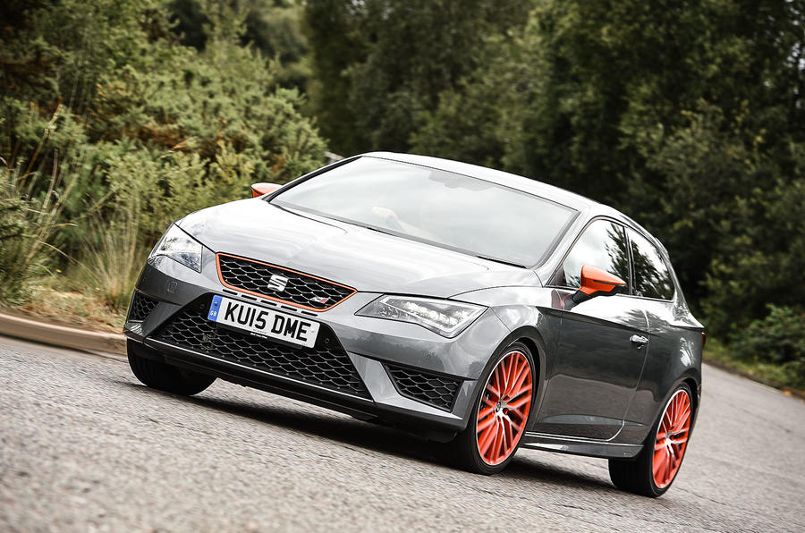 2015 seat leon sc cupra 280 sub8 uk review review autocar. Black Bedroom Furniture Sets. Home Design Ideas