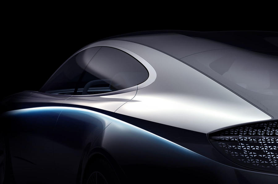 Hyundai previews Le Fil Rouge concept vehicle