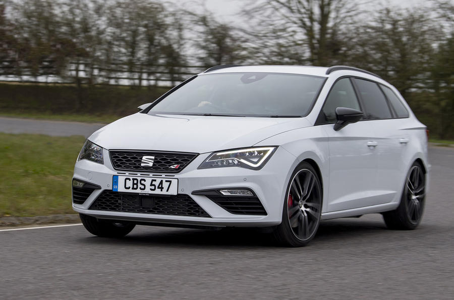 seat leon st cupra 2 0 tsi 4drive 300ps dsg 2017 review autocar. Black Bedroom Furniture Sets. Home Design Ideas