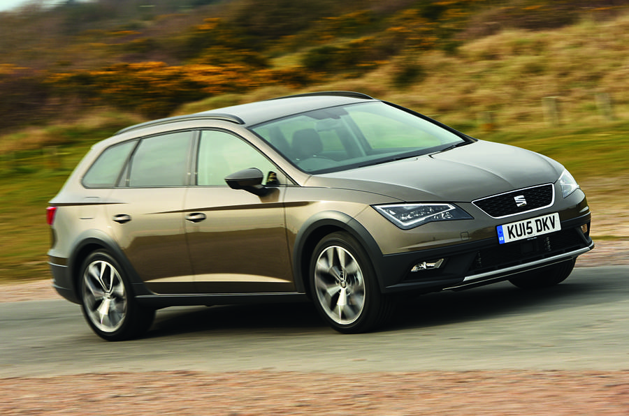2015 seat leon x perience 2 0 tdi 184 uk review review autocar. Black Bedroom Furniture Sets. Home Design Ideas