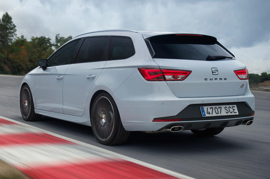 2015 seat leon st cupra pricing and specification autocar. Black Bedroom Furniture Sets. Home Design Ideas