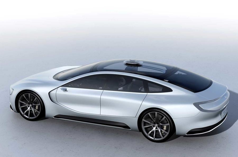 LeEco unveils LeSee Pro autonomous car in the US