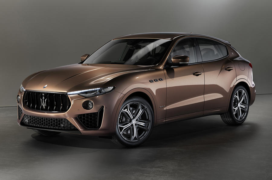 2019 Maserati Levante S Q4 Gransport