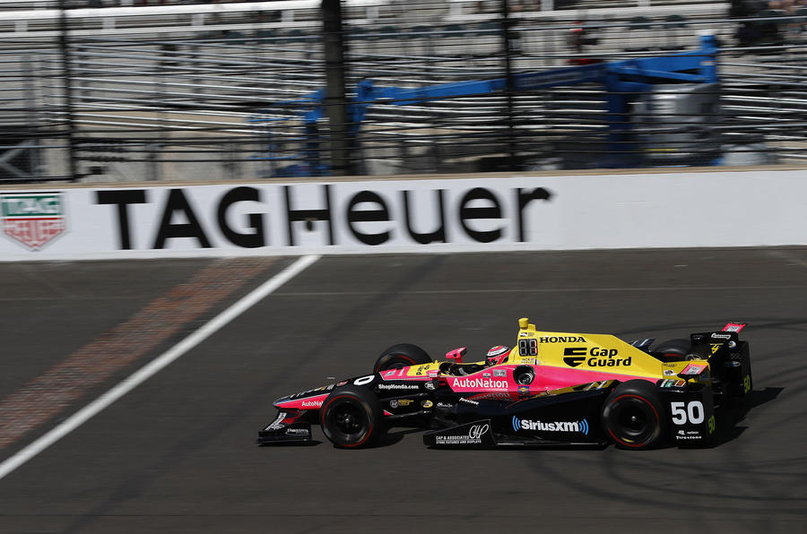 Indianapolis 500: Two Brits on the challenges of this legendary oval race