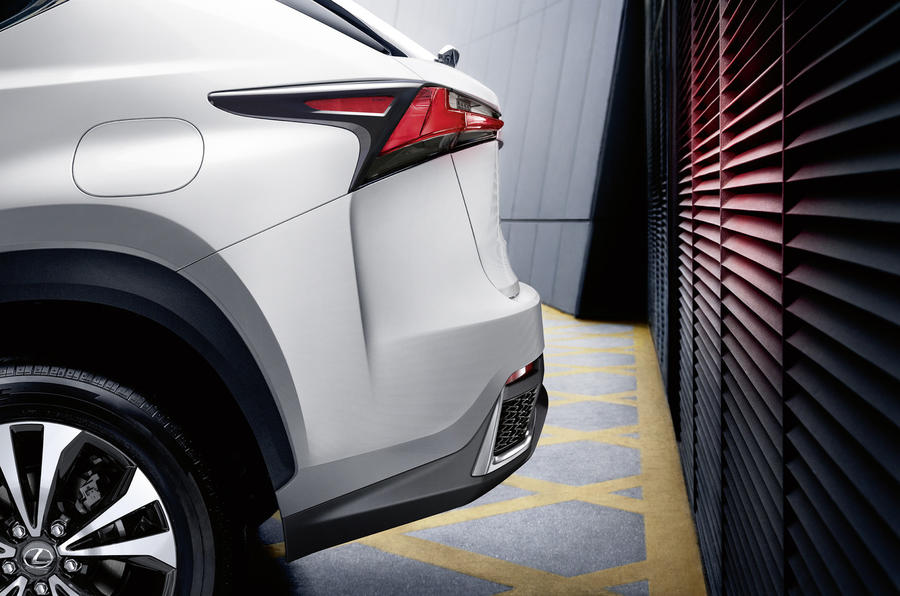 Lexus CT 200h nd NX models gain raft of new safety tech