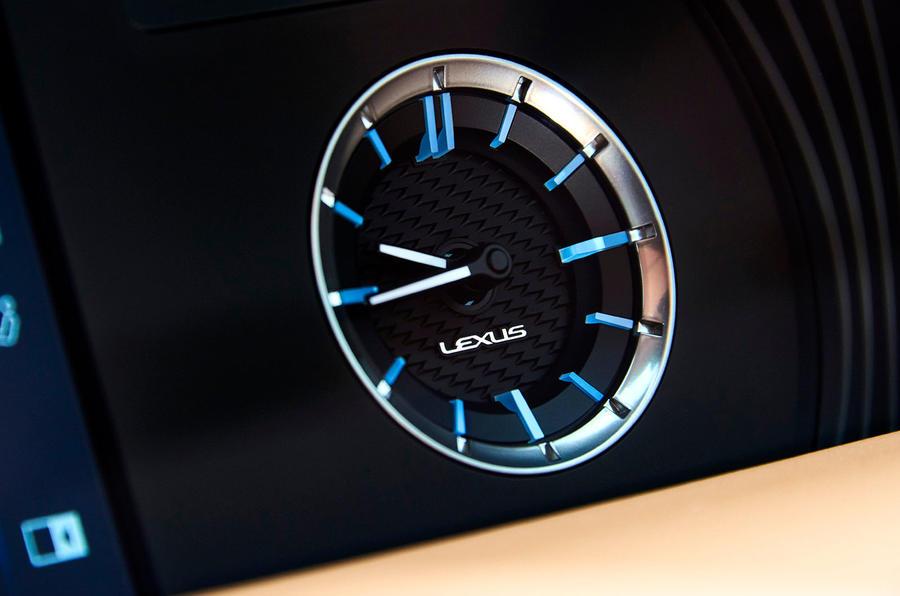 2017 Lexus LC 500 Sport+ review quality