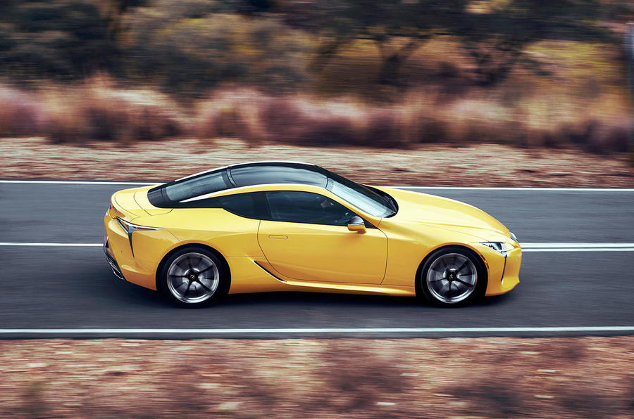... 2017 Lexus LC 500 Sport+ Review ...