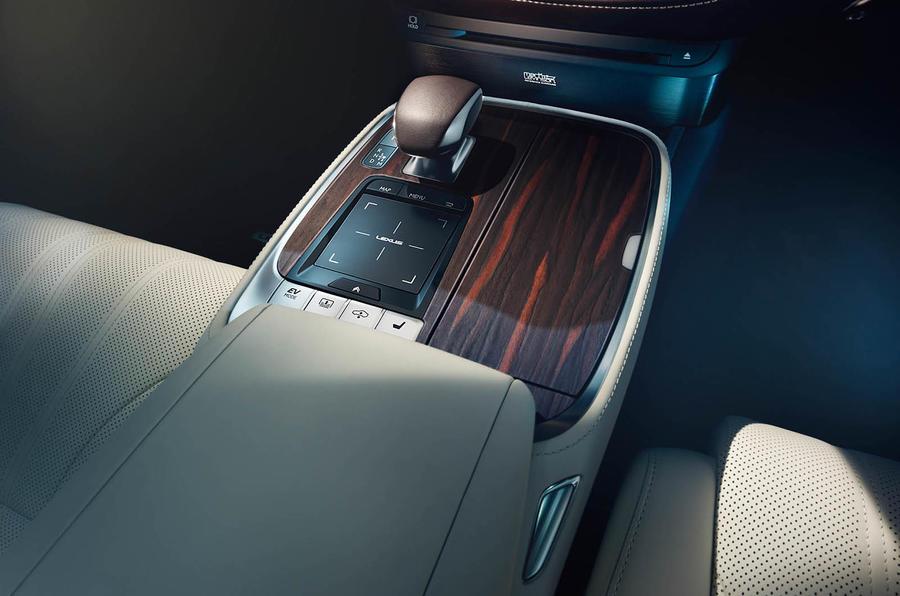 Lexus LS 2017