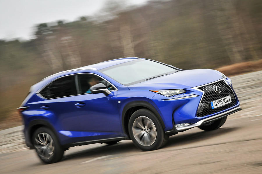 2015 lexus nx200t review review autocar. Black Bedroom Furniture Sets. Home Design Ideas