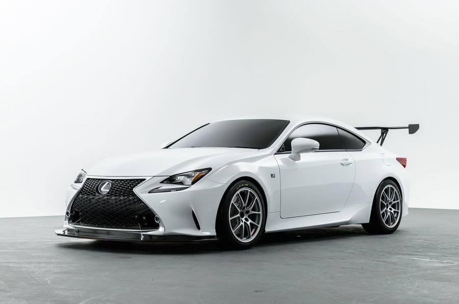 Lexus RC Racing